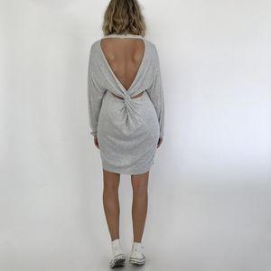 ACNE STUDIOS BREEZE KNIT DRESS / SMALL